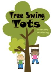 Tree Swing Tots Nursery Ministry