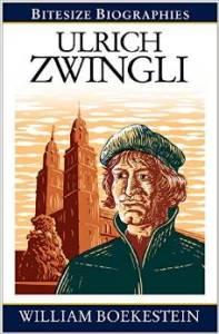 Ulrich Zwingly by Boekestein